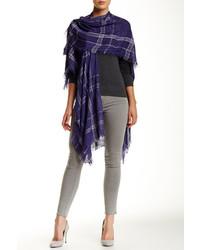 Branches eyelash trim shawl medium 348681