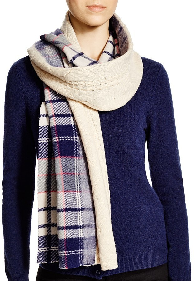 Standard Form Tartan Plaid Scarf | Where to buy & how to wear