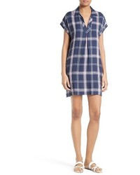 Rasia plaid shift dress medium 1159792