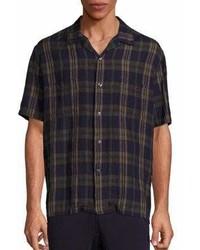 Vince Cabana Short Sleeve Shirt