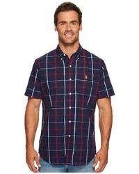 U.S. Polo Assn. Classic Fit Short Sleeve Sport Shirt