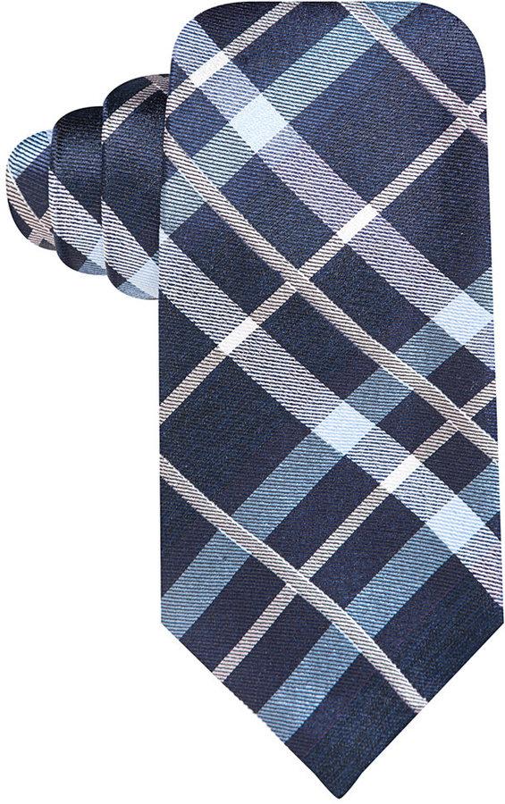d895e693bc50 Tasso Elba Padua Plaid Tie, $59 | Macy's | Lookastic.com
