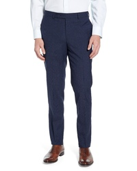Nordstrom Men's Shop Fit Wool Trousers