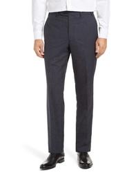 John W. Nordstrom Torino Glen Plaid Wool Pants