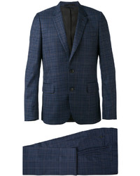 Paul Smith Plaid Two Piece Suit