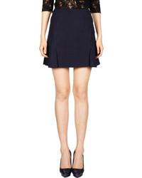 Poplin mini skirt medium 74365