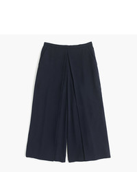 J.Crew Pleated Wide Leg Pant