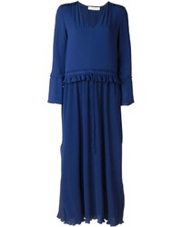 See by Chloe See By Chlo Pleated Maxi Dress