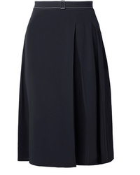 Marni Pleated Crepe Skirt