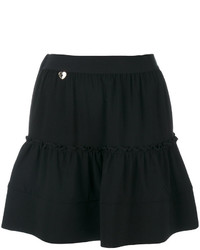 Twin-Set Pleated Mini Skirt