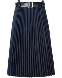 Toga pleated midi skirt medium 98362