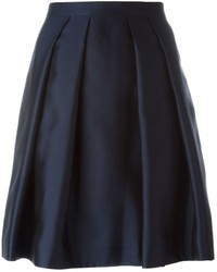 Burberry Pleated Mini Skirt