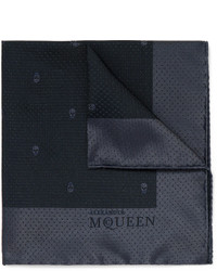 Silk jacquard pocket square medium 3759779