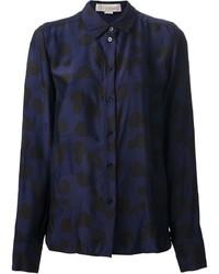 Polka dot blouse medium 183532
