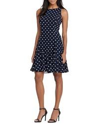 Dot print dress medium 5209505