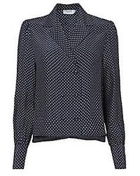Polka blouse medium 3667153