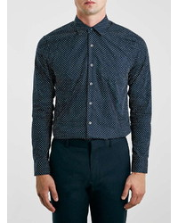 Peter Werth Navy Shirt