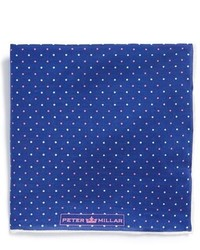 Peter Millar Dot Pocket Square