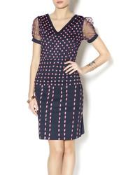 Almatrichi cabaret dot dress medium 715686