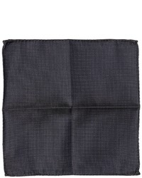 DSQUARED2 Polka Dot Silk Jacquard Pocket Square