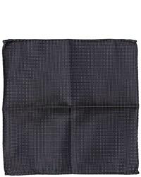 DSQUARED2 Polka Dot Silk Jacquard Pocket Square