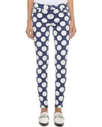 Rebecca Minkoff Dot Print Jeans