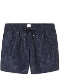 Paul Smith Slim Fit Mid Length Polka Dot Swim Shorts