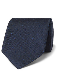 Tom Ford 8cm Polka Dot Silk Tie