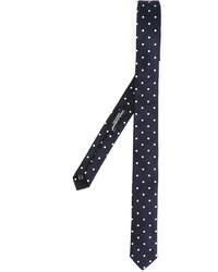 Dolce & Gabbana Slim Polka Dot Tie