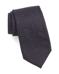 BOSS Dot Silk Tie