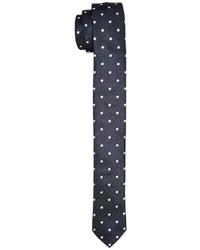 Dolce & Gabbana Polka Dot Silk Tie