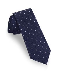 Ted Baker London Textured Dot Silk Tie