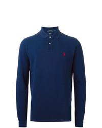 Polo Ralph Lauren Custom Fit Longsleeved Polo Shirt