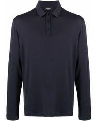Dondup Long Sleeve Polo Shirt