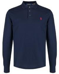 Polo Ralph Lauren Long Sleeve Stretch Cotton Polo Shirt