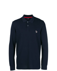 Ps By Paul Smith Plain Polo Sweater