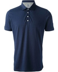 Navy polo original 369648