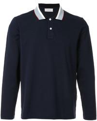 Cerruti 1881 Contrast Collar Polo Shirt