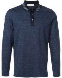 1881 long sleeve polo shirt medium 5238521