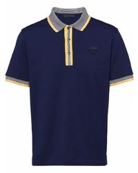 Prada Cotton Polo Shirt