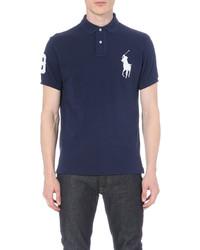 Polo Ralph Lauren Custom Fit Cotton Piqu Polo Shirt