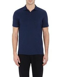 Barneys New York Johnny Polo Shirt Navy Size M