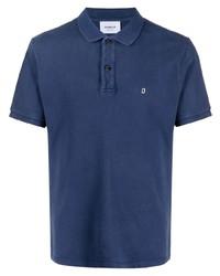Dondup Logo Embroidered Short Sleeve Polo Shirt