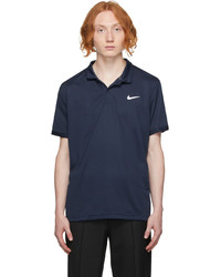 Nike Navy Dri Fit Victory Polo
