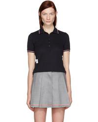 Navy short sleeve polo medium 1151692