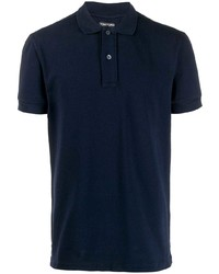 Tom Ford Plain Polo Shirt