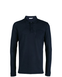 Sunspel Plain Polo Shirt