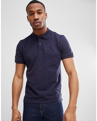Tom Tailor Polo Shirt With Contrast Undercollar