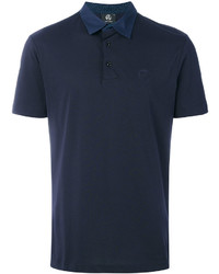 Paul Smith Ps By Embossed Detail Polo Shirt