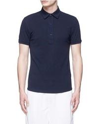 Orlebar Brown Sebastian Piqu Polo Shirt